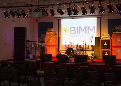 BIMM Brighton Room