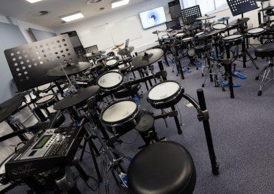 BIMM Bristol Drum Room 1