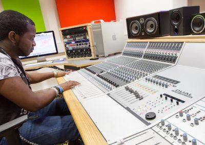 BIMM London Studio 2