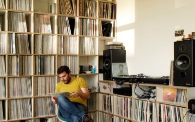 I migliori record stores online.