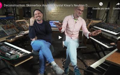 "Costruiamo insieme ""Neutron Dance"" di Kristal Clear"